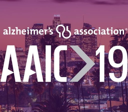 Qynapse exhibits at the 2019 Alzheimer's Association International Conference (AAIC)
