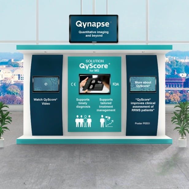 Qynapse sponsors the 8th joint ACTRIMS-ECTRIMS meeting – MSVirtual2020