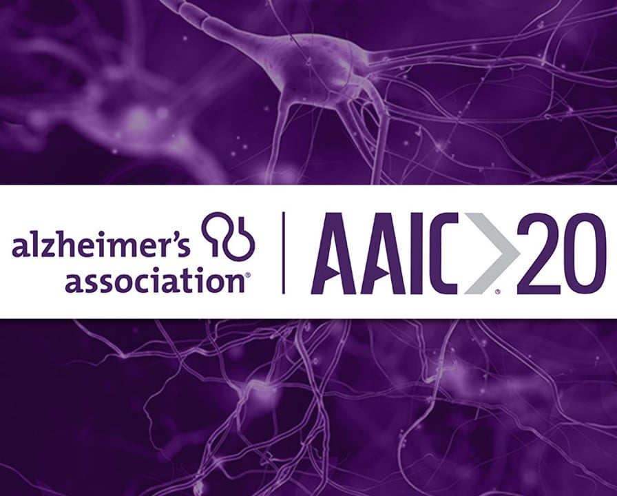 Qynapse is pleased to participate in the 2020 Alzheimer's Association International