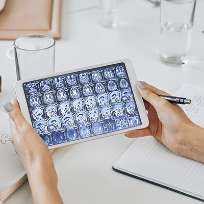 Qynapse exhibited at 2018 Alzheimer's conference AAIC in Chicago