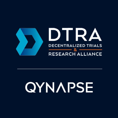Qynapse joins Decentralized Trials & Research Alliance (DTRA) to democratize and accelerate clinical trials, drastically increase access for all patient populations