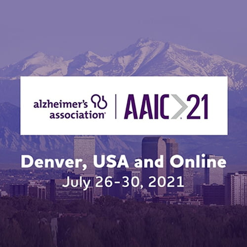 Qynapse to Present Poster Presentations and Attend the Alzheimer's Association International Conference (AAIC) 2021 in Denver, USA and Online